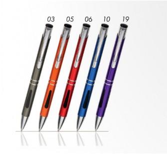 Długopisy metalowe AAT z grawerowanym logo