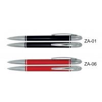 Długopisy metalowe AAZa z grawerowanym logo